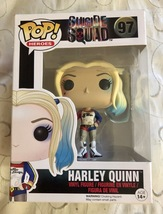 Funko POP! Movies: Suicide Squad Action Figure, Harley Quinn 97 - $15.95
