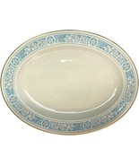 """Royal Doulton Hampton Court 13 1/4"""" Oval Serving Platter, Made in England - $24.99"""