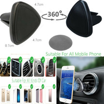 Car Universal Air Vent Magnetic Mount Holder for all Mobile Phone GPS Sa... - £2.55 GBP