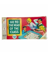 Vintage 1967 Go To The Head of the Class Board Game 100% Complete Series - $19.00