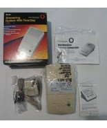 In Box Genuine AT&T ATT Answering System Machine 1325 Vintage Remote Mes... - $17.81