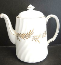 Minton Coffee Pot - Golden Symphony - $118.74