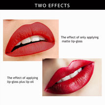 O.TWO.O 5pcs/lot Makeup Set Lip Oil+ Matte Lipgloss Kit Long Lasting Wat... - $17.00