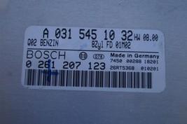 Mercedes Engine Control Unit Module ECU ECM A0315451032 A 031 545 10 32 image 2