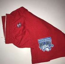 The San Diego Holiday Bowl 2012 Bridgepoint Red Champion Shorts never Wo... - $28.49