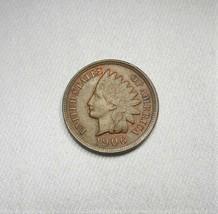 1906 RPD Indian Cent CH UNC Brown Coin AI091 - $129.58