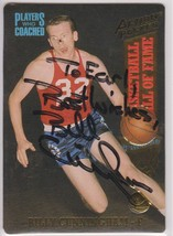 Billy Cunningham Signed Autographed 1994 Action Packed Basketball Card -... - $9.99