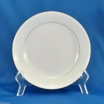 "Sakura Classic Gold Coupe Soup Bowl  7.5"" White Porcelain with Gold Trim 1997 - $9.90"