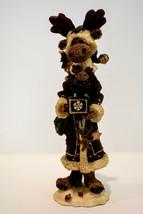 Boyds Bears  Montague Von Hindenmoose  Surprise  Style 2839  Folkstone Figure - $20.39