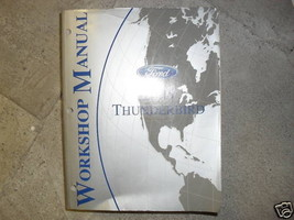 2005 Ford Thunderbird Service Repair Shop Workshop Manual New Engine Powertrain - $197.99