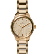GOMELSKY Shinola Grace Lightfoot Gold Bracelet WATCH Ladies 38mm NeW in BoX - $375.53