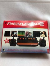 Atari Flashback 2  In Box Plug & Play TV Game With 40 Build-In Games  - $44.11