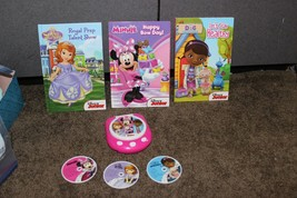 Disney Junior HC Books with Disney Jr. Music Player and CD lot - $17.95