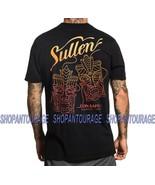 Sullen Cs Lounge SCM1739 Neu Kurzarm Grafik Tattoo T-Shirt für Männer - $29.75