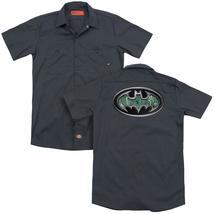 Batman - Circuitry Shield (Back Print) Adult Work Shirt - $44.99+