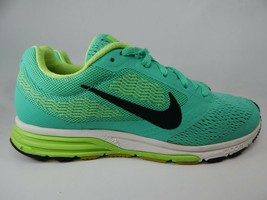 Nike Air Zoom Fly 2 Size US 8 M (B) EU 39 Women's Running Shoes Lime 707607-303