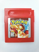 Pokemon: Red Version Nintendo Game Boy 1998 Authentic, Saves - $29.69