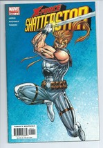 X-Force 1 and 2 X-Force Shatterstar Original Marvel Comic Books from 2005 - $1.79