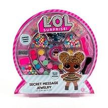 L.O.L. Surprise Secret Message Jewelry by Horizon Group USA Craft Kits K... - $25.53