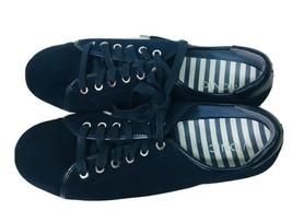 Vionic Women's Shoes Blue Lace Up Casual Sneaker Good Shape  No Box Size 11 - $18.32
