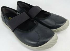 Keen Lorelai Sz 5 M EU 35 Women's Leather Mary Jane Casual Slip-on Shoes 1021855 - $44.54