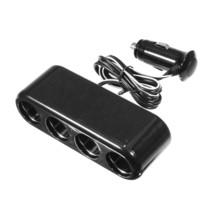 4 Car Cigarette Lighter Socket Splitter Adapter... - $10.21