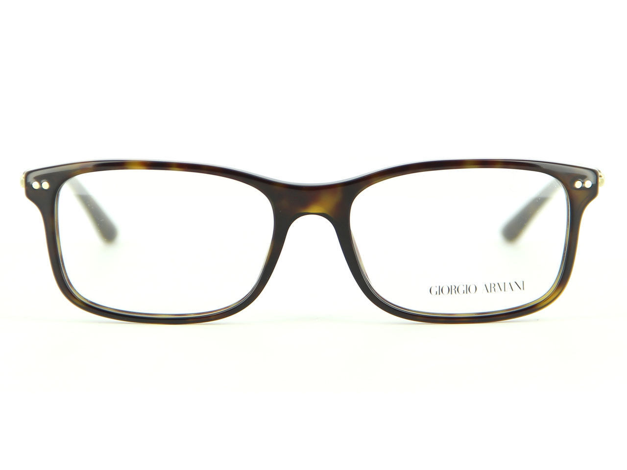 74c3d67aa8 ... Giorgio Armani AR7024 5026 Eyeglasses Havana Brown Frame 55mm ...