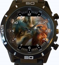 Wolf Eagle New Gt Series Sports Unisex Watch - $34.99