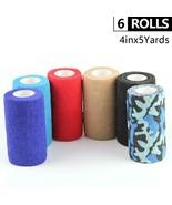 10cm Self Adhesive Bandage Elastic Bandage Nonwoven Waterproof Cohesive ... - $6.90+