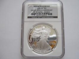 2006 W , American Eagle , 20th Anniversary , PF 70 ,  Ultra Cameo - $225.00