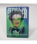 Vintage Disney's FLUBBER Robin Williams Thanksgiving Release Hologram Pr... - $7.50