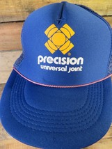 PRECISION Universal Joint Trucker Snapback Adjustable Adult Hat Cap - $20.48