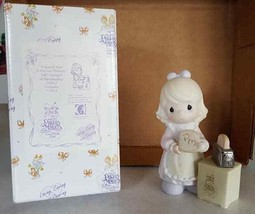 FIGURINE Precious Moments NEW NIB A Special Toast To 1997 C0017 1996 Toa... - $6.44