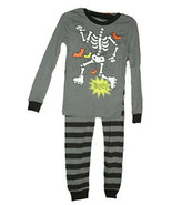 Boys Skeleton Pajamas Size 5 - $12.00