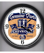Chevy Parts Wall Clock - $29.00