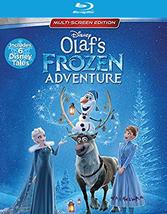 Disney Olaf's Frozen Adventure [Blu-ray + DVD]