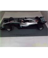Spark Diecast Car-Mercedes-Amg Petronas Motorsport 1 18 Scale Car - $247.45