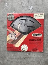 Preowned Sears Craftsman Chisel-tooth Blade 9 - 32669 - $9.89