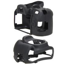 Durable Protective Silicone Gel Rubber Camera Case bag for Canon EOS 600... - $18.69