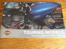 2009 Harley-Davidson Touring Owner's Owners Manual Road King Electra Glide  - $58.41