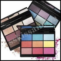 GOSH Cosmetics Eye Palettes Shadows 9 Shades - Different Shades Collection - $20.39