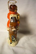 Vaillancourt Folk Art, 35th Ann Angel and Deer Limited signed by Judi image 3