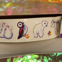 Vintage Lisa Frank Rollouts Excellent Condition 90s ROARY & The Puffin Bird Omg image 3