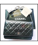BNIB Chanel Classic Quilted WALLET ON CHAIN or ... - $2,500.00