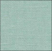 Waterfall Blue 32ct Linen 35x19 cross stitch fabric Fabric Flair - $45.00