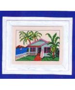 Beach Cottage cross stitch chart Bobbie G Designs - $7.20