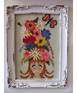 Think Spring cross stitch chart By The Bay Needleart  - $9.00