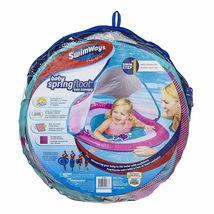 SwimWays Baby Spring Float Sun Canopy Brand New image 6