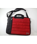 "Swissgear Wenger 15"" Laptop Tablet Sleeve Notebook Carrying Case Red & B... - $43.61"