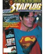 Starlog 119 [Single Issue Magazine] by - $7.83